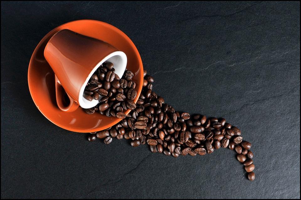 De koffiebonen zijn onmisbaar voor het maken van een kopje koffie