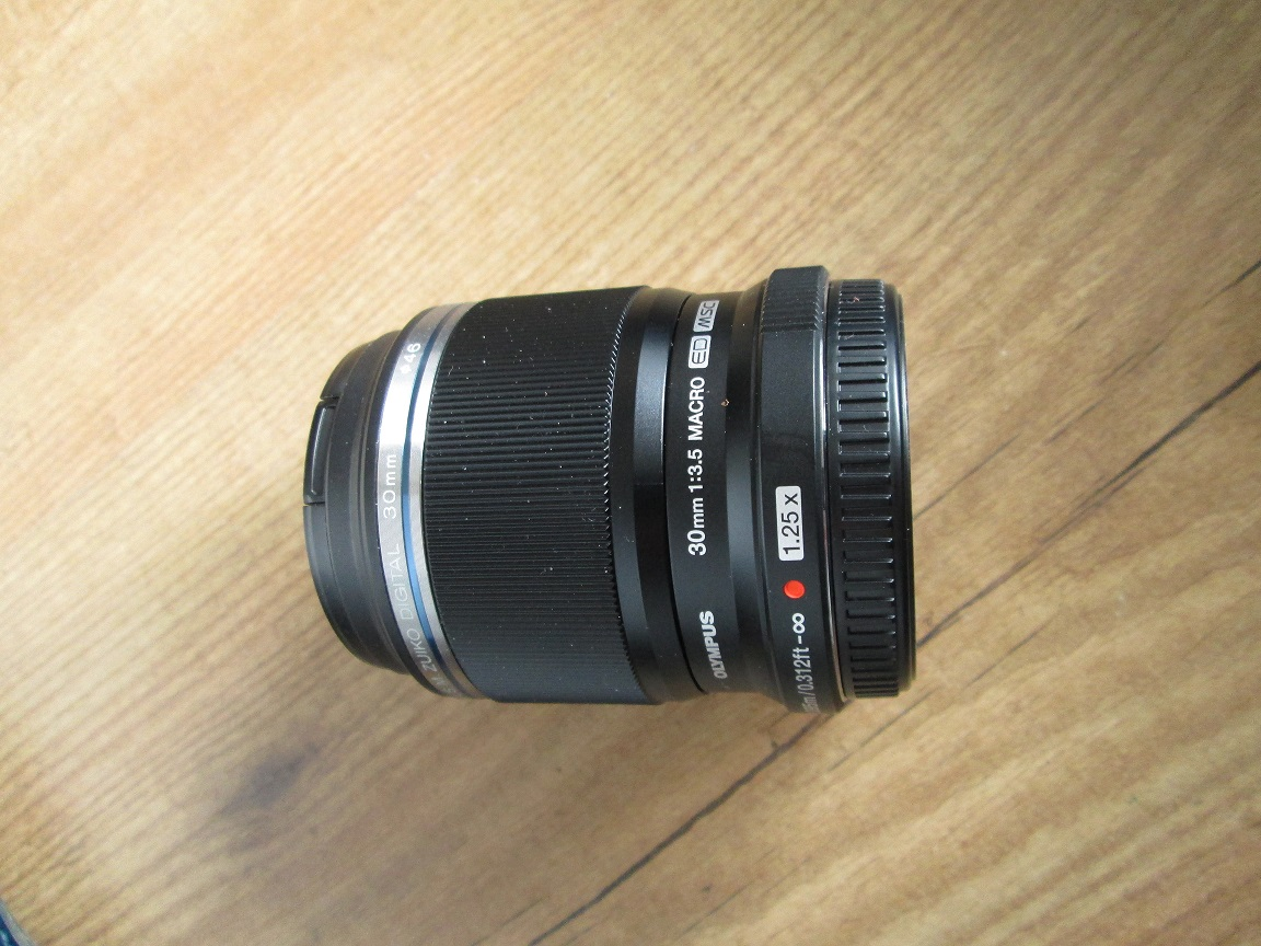 Macro objectief (30mm)