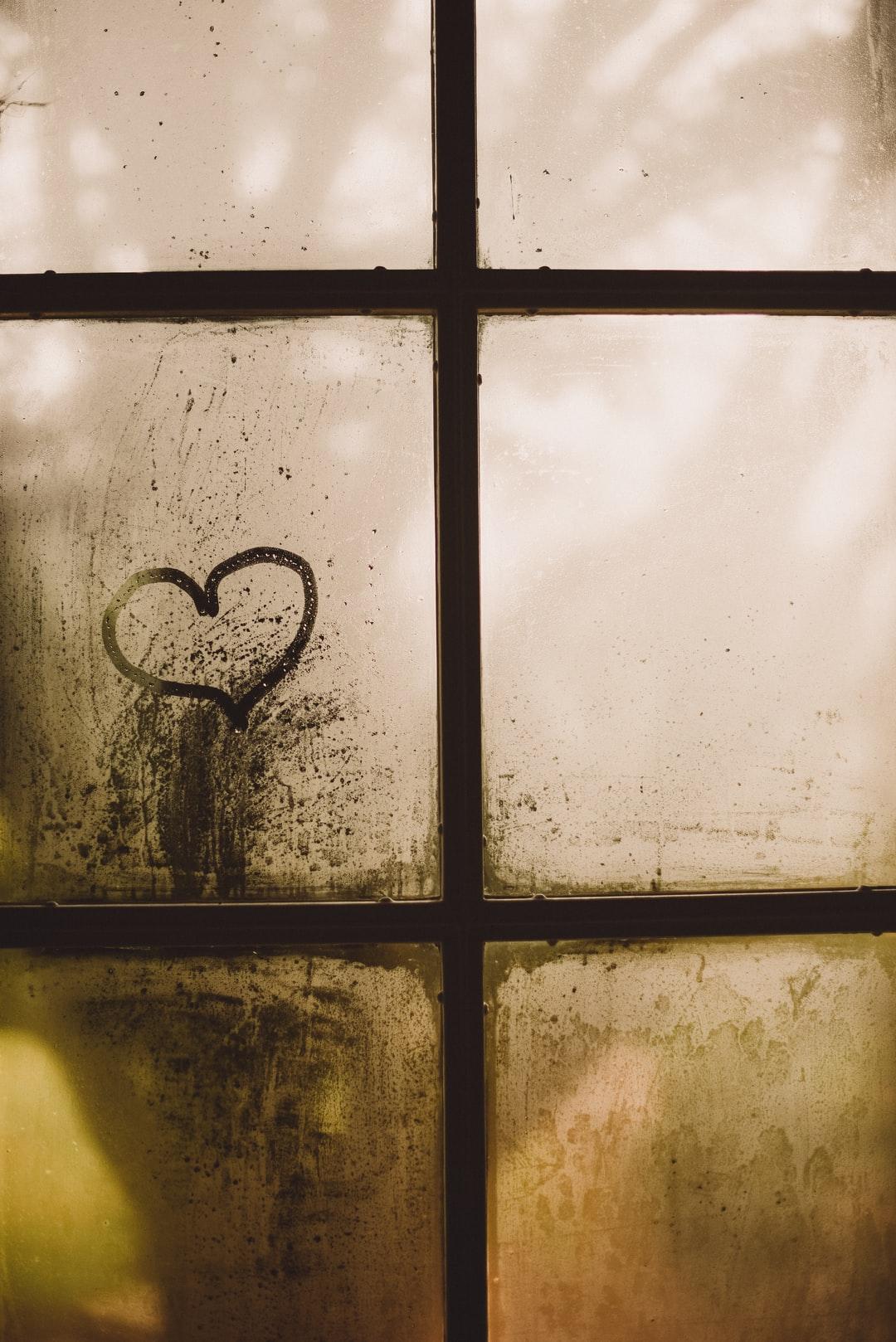 Vluchtend hart