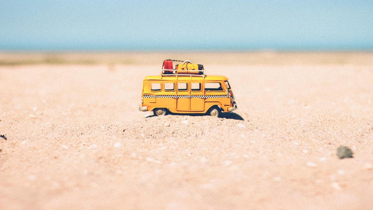 Reizen in eigen land