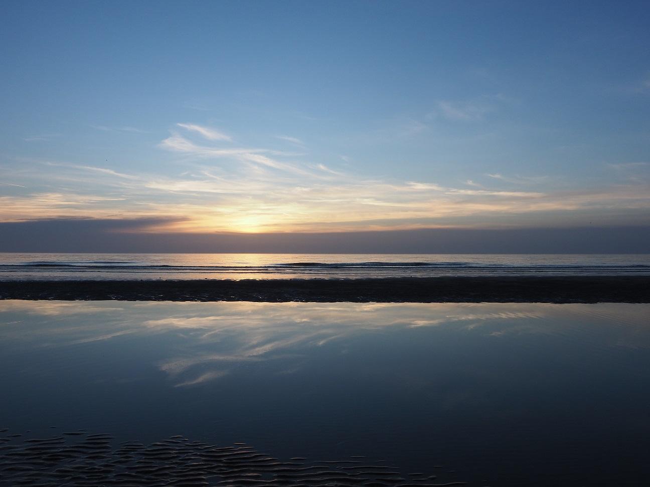 Strand IJmuiden (eigen foto)