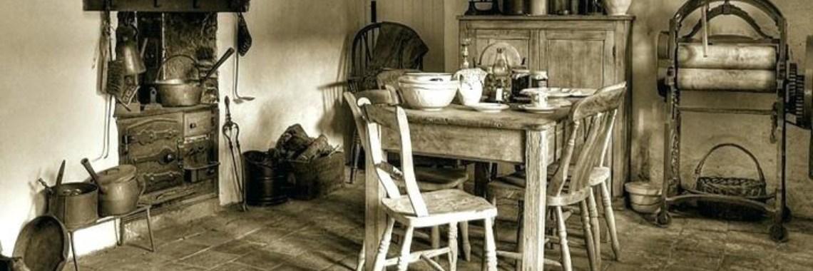 Keuken (fotograaf onbekend)