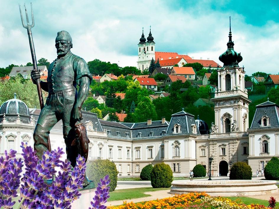 Afbeelding: het zoete Hongaarse Leven