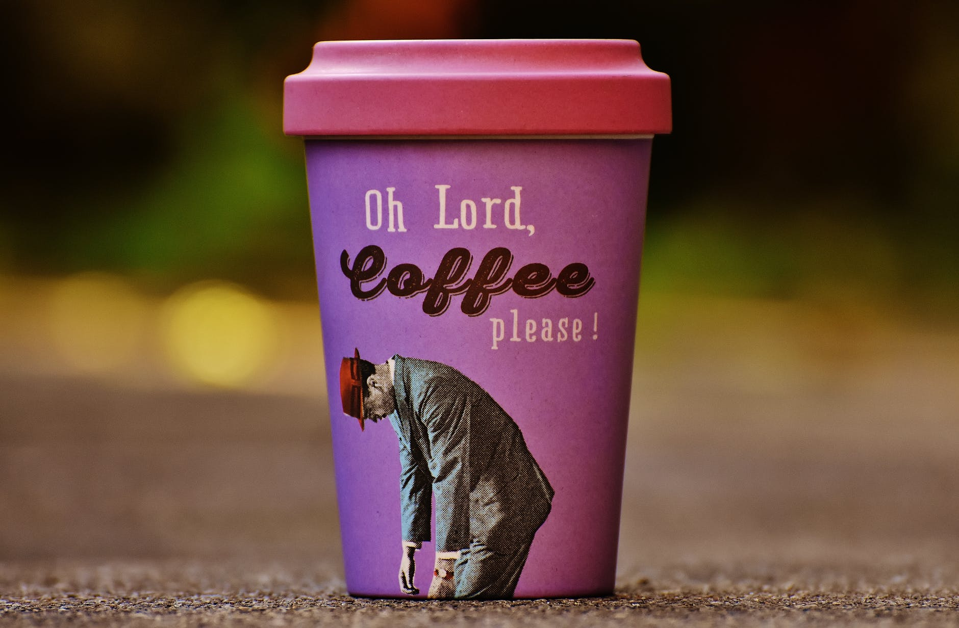 Oh Lord Coffee please