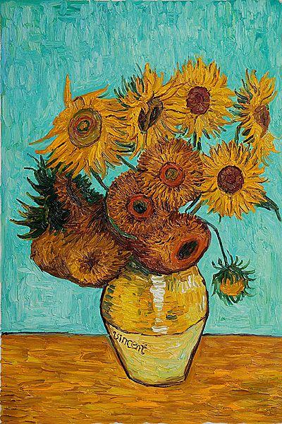 Foto: 'zonnebloemen' pinterest