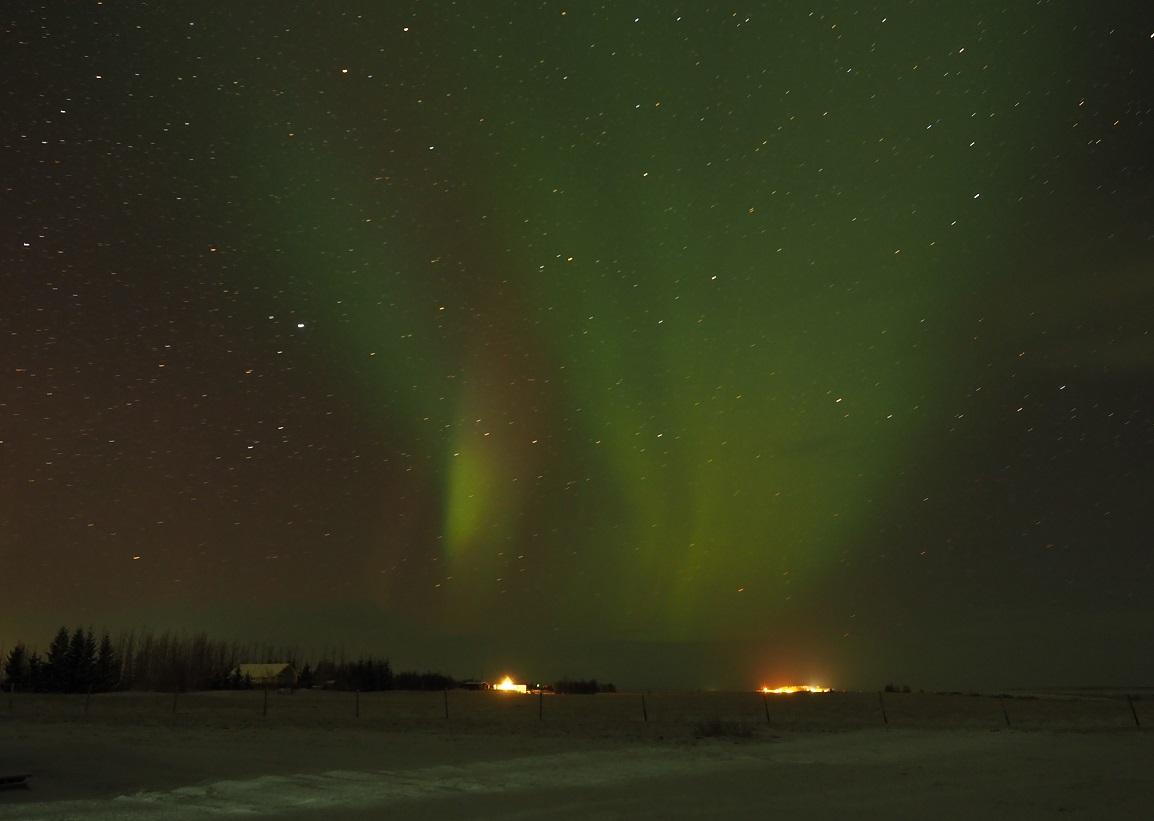 Het Noorderlicht (eigen foto)