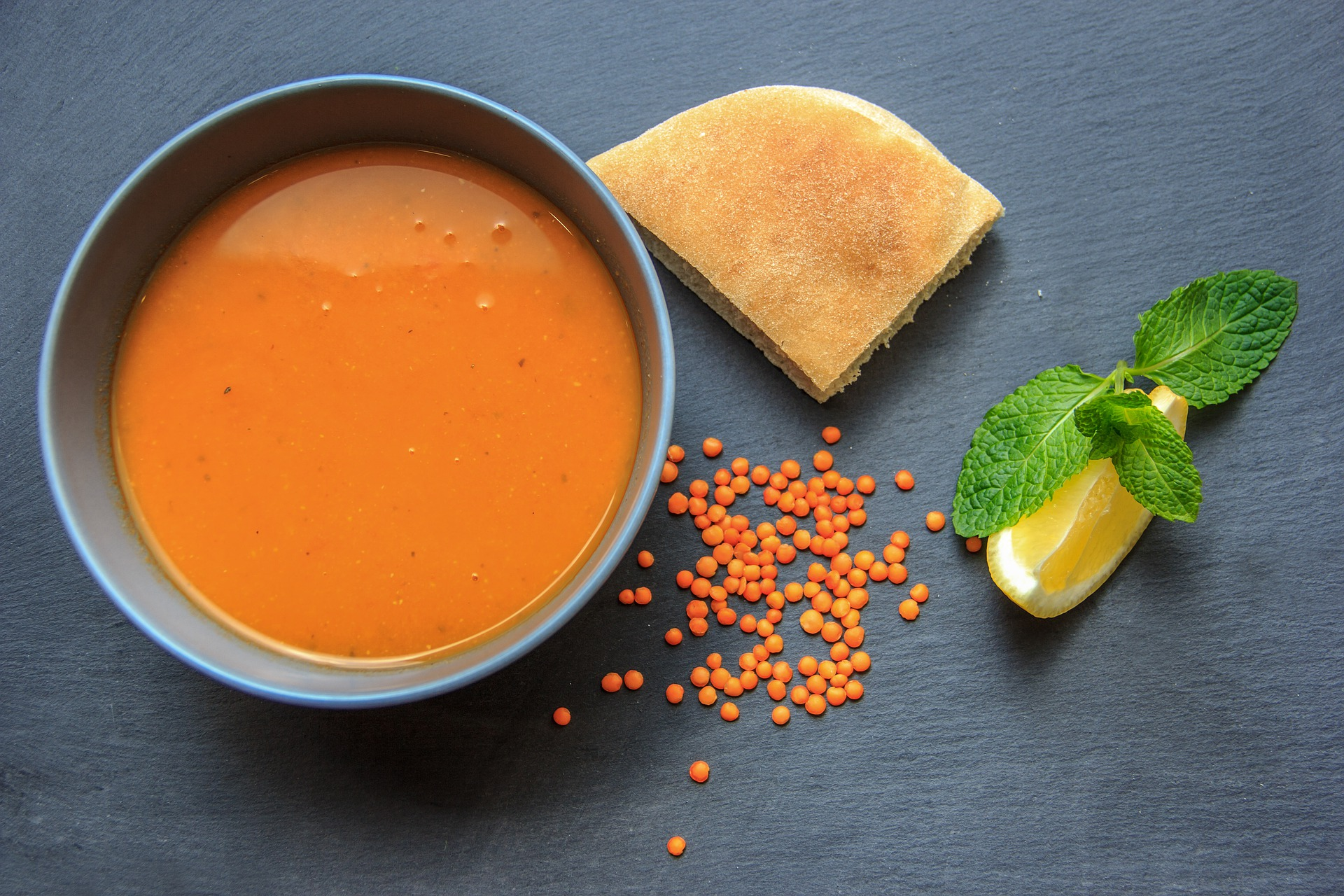 Tomatensoep met mascarpone