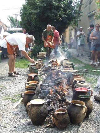 Afbeelding het Zoete Hongaarse Leven